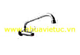 Vòi chậu đơn cắm tường HK ống ngang - T170-A