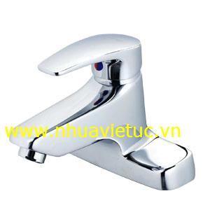 Vòi lavabo (mix hai chân cắm chậu) - V-8021