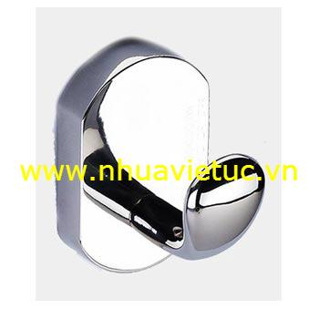 Móc áo nhựa mạ cr-Ni - T005